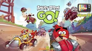 Angry Birds Go - Android & iOS (1080P) Çılgın Kuşlar Yarış Arabasın ' da -  YouTube