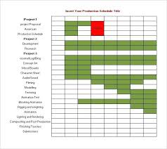 Run Of Show Event Planning Production Schedule Template ...