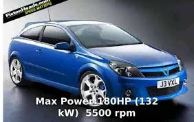 2007 Opel Astra 1.6 Turbo Walkaround, Specs - YouTube