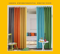 color of 16 home fashion window treatment thermal insulated solid grommet blackout curtains panel modern ds