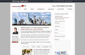Web Design Office Amazing Loan Officer Website Design Loan Officer Web Site Templates And