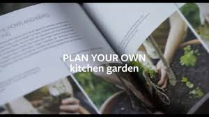 how to plan your own kitchen garden and start sowing seeds indoors