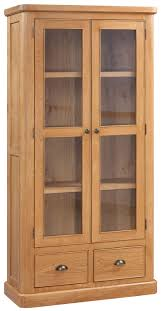everest display cabinet with glass doors
