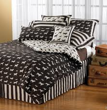 source my grandmother s lace 3 dog silhouettes bedding