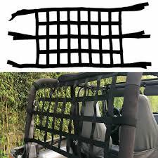 Car Cargo Storage <b>Roof</b> Restraint Net <b>Hammock for</b> 2007-2018 ...