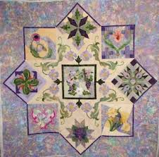 35 best SPRING QUILT IDEAS images on Pinterest | Embroidery ... & Deana's Spring Quilt Adamdwight.com