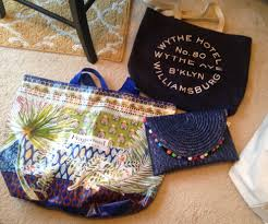 Image result for atypical60 wythe hotel tote bag