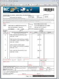 bill of lading software free parcel shipping system pss