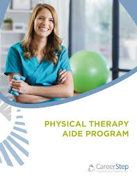 physical therapist aide physical therapy aide career step
