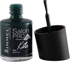 Rimmel Salon Pro Nail Polish Green 12 Ml