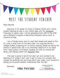 Student Teacher Parent Letter Magdalene Project Org