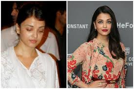 alia is a young she s only 23 so it s not a surprise that she looks great without makeup there s barely any difference between the two photos