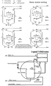 Ge Reversible Motor Wiring Diagram Induction Motor Wiring