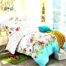full twin comforter on xl bed will size fit plain white