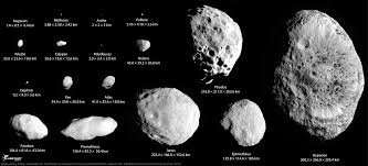 saturn s size saturns small satellites at 100 meters per pixel the planetary