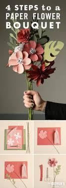 Paper Flower Bouquet In Vase 77 Best Paper Flower Vase Images In 2019 Paper Flower Vase