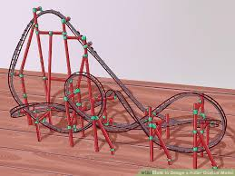 image titled design a roller coaster model step 2