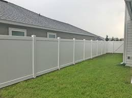 vinyl fencing. Contemporary Fencing WhitevinylfenceSuperiorFenceu0026Rail1 Throughout Vinyl Fencing E