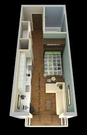... Beautifully Idea Tiny Studio Apartment Layout 17 ...