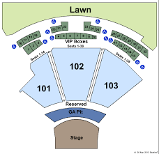 Time Warner Cable Music Pavilion Seating Chart Charlotte Metro Credit Union Amphitheater Seating Chart