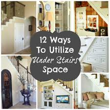 Pantry Under Stairs Utilize Under Stairs Space Billy Parker Exteriors