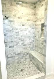 Tile Shower Bench Ideas A Small Bathroom Remodel Design With Idea 14