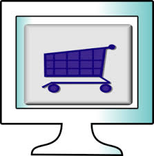 Online Clipart Online Shoppiing Clipart