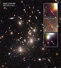 hubble finds supernova companion star after two decades of s hubble finds extremely distant galaxy through cosmic magnifying glass