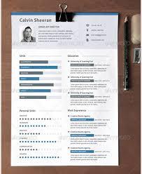 Free Creative Resume Template Word Free Creative Resume Templates
