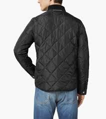 Men's Quilted Varsity Jacket in Black | Cole Haan & Quilted Varsity Jacket · Quilted Varsity Jacket · Quilted Varsity Jacket. # colehaan Adamdwight.com