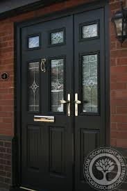 black tenby solidor posite door2