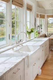 Farmhouse Style Kitchen Sinks Kitchen Design Bright Spaces Home Ideas