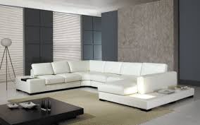 contemporary furniture manufacturers. Amazon.com: Modern Leather 5 Piece Sectional Sofa In White: Kitchen \u0026 Dining Contemporary Furniture Manufacturers A