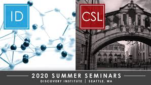 Lewis Intelligent Design Summer Seminar On Intelligent Design For 2020 Application