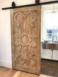 couldn t the central design be cut from 1 2 plywood or mdf on a diy barn door