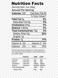 broad bean nutrition facts label potato chip tary fiber barbecue fava beans png 614 1190 free transpa broad bean png