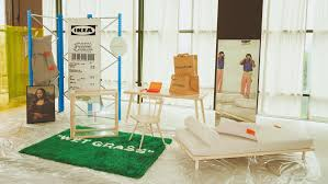 Ikea Designers Names Virgil Abloh Reveals Full Ikea Collection Ahead Of Us Launch