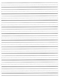Primary tablet paper