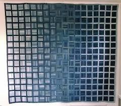 143 best denim quilt ideas images on Pinterest | Bedding, Carpets ... & Denim Quilt Adamdwight.com