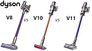 Sebo Vacuum Comparison Chart Dyson V11 Vs V10 Vs V8 Comparison Review Home Vacuum Zone