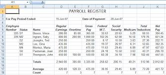Payroll Sheet Excel - Fast.lunchrock.co