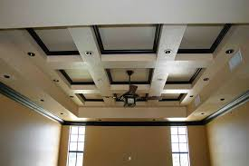 coffered ceiling lighting. Home Depot Ceiling Fans Unique Contemporary Coffered Kits With Light Lighting H