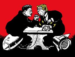 """Résultat de recherche d'images pour """"caricatures Xi Trump"""""""