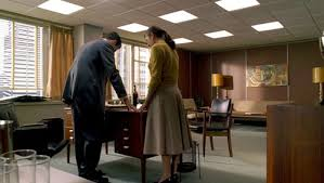 mad men office furniture. The Furniture Of Mad Men: Don Draper\u0027s Office. With Mad Men Office Furniture L