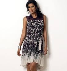Uncut Misses Dress Sewing Pattern Butterick 6020 Shirtwaist Button Down Workwear Collar Ivy And Blu Size 14 16 18 20 22