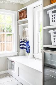 Brilliant small functional laundry room decoration ideas Washing Machine Functional Ideas For Multipurpose Laundry And Mud Room Maisondepaxcom Maison De Pax Mudroom Ideas How To Design Mudroom For Different Spaces Maison