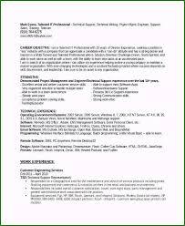 Sample Help Desk Support Resume Help Desk Resume Sample Very Best 9 Help Desk Technician