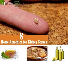 kidney stone pain relief home remedy