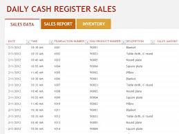 Daily Sales Report Excel Daily Sale Report Format Rome Fontanacountryinn Com