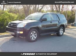 2005 Used Toyota 4Runner 4dr SR5 Sport V6 Automatic 4WD at ...